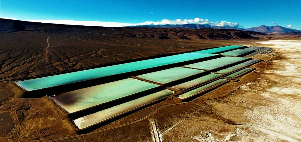Focused on our Rincon Lithium Project in the world renowned LithiumTriangle